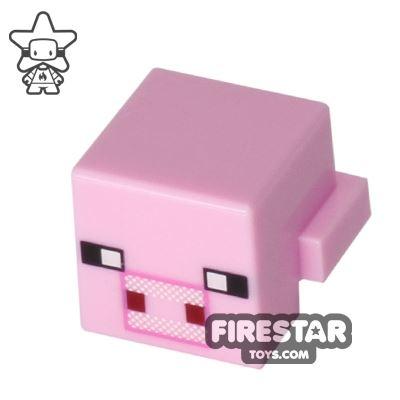 LEGO Minecraft Mini Figure - Minecraft Pig