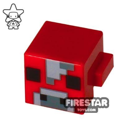LEGO Minecraft Mini Figure - Minecraft Mooshroom