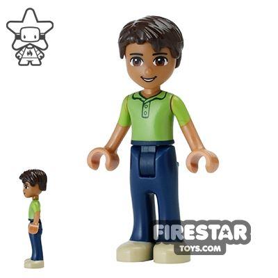 LEGO Friends Mini Figure - Robert
