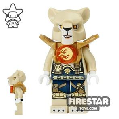 LEGO Legends of Chima Mini Figure - Li'Ella - Armour
