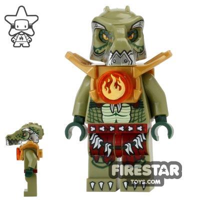 LEGO Legends of Chima Mini Figure - Crokenburg