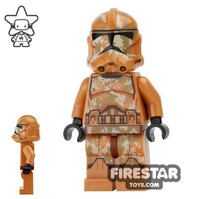 LEGO Star Wars Minifigure Geonosis Clone Trooper 2