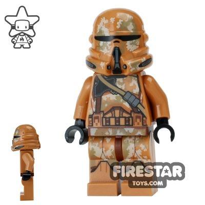 LEGO Star Wars Minifigure Geonosis Clone Trooper 1