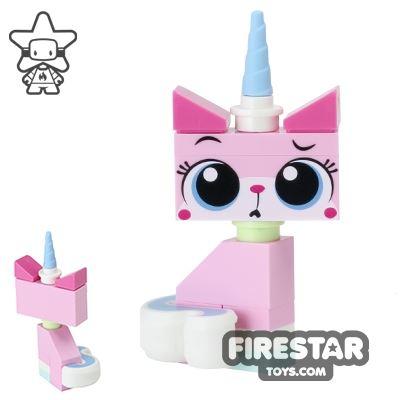 The LEGO Movie Mini Figure - Cat - Unikitty Puzzled