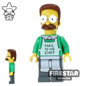 LEGO The Simpsons - Ned Flanders - Apron