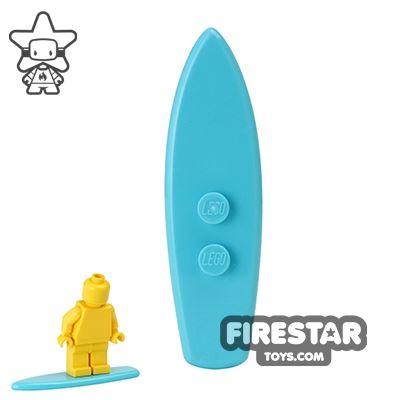 LEGO - Surfboard - Medium Azure