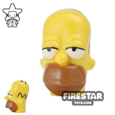 LEGO Mini Figure Heads - The Simpsons - Homer Simpson