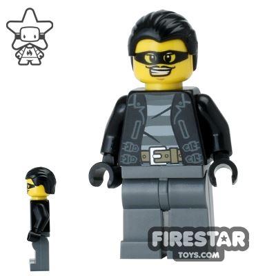 LEGO City Mini Figure - Bandit 1
