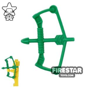 LEGO - Compound Bow And Arrow - Green
