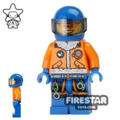 LEGO City Mini Figure - Arctic Scout