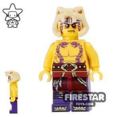 LEGO Ninjago Mini Figure - Krait