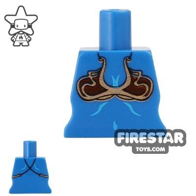 Arealight Mini Figure Torso - Bikini - Blue