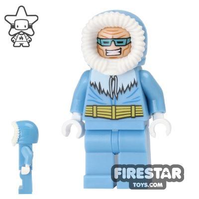 LEGO Super Heroes Mini Figure - Captain Cold