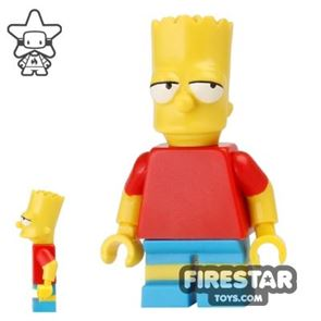 LEGO The Simpsons - Bart