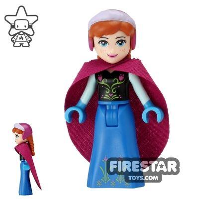 LEGO Disney Princess Mini Figure - Frozen - Anna