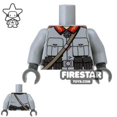 Custom Design Torso - German Officer