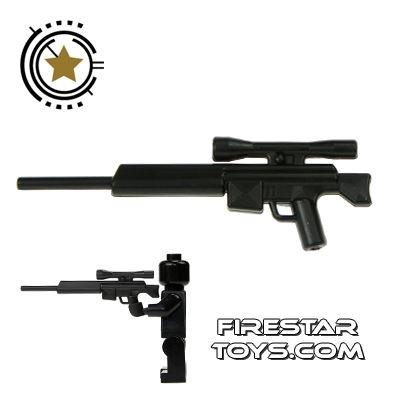 Brickarms - Precision Sniper Rifle - Black