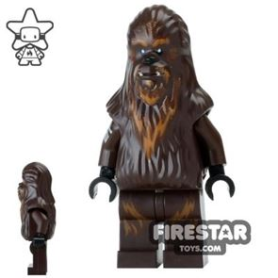 LEGO Star Wars Mini Figure - Wullffwarro