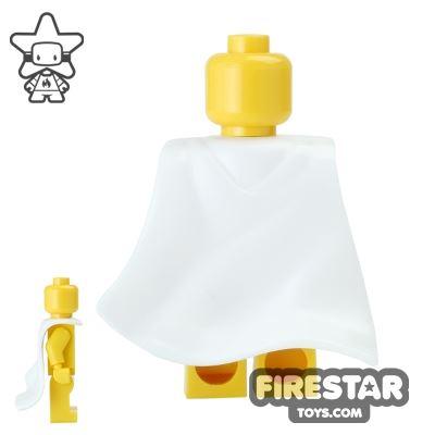 Arealight Cape - White Flexible Plastic