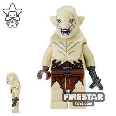 LEGO The Hobbit Mini Figure - Azog - Open Snarl