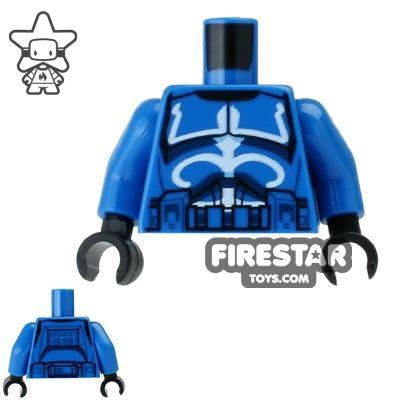 LEGO Mini Figure Torso - Senate Commando Captain