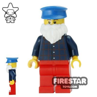 LEGO City Mini Figure - Village Market Worker