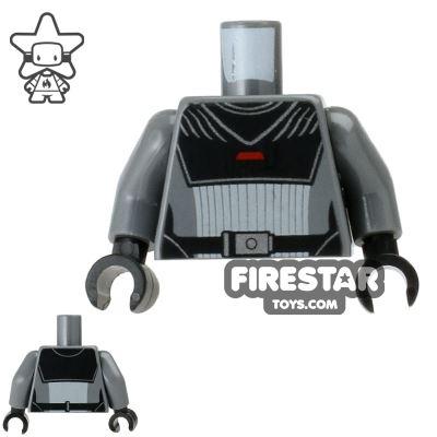 LEGO Mini Figure Torso - The Inquisitor