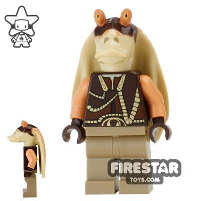 LEGO Star Wars Mini Figure - Gungan Warrior