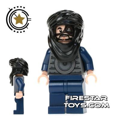 LEGO Prince Of Persia Mini Figure - Hatchet Hassansin