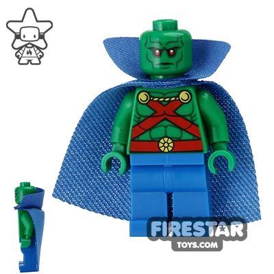 LEGO Super Heroes Mini Figure - Martian Manhunter