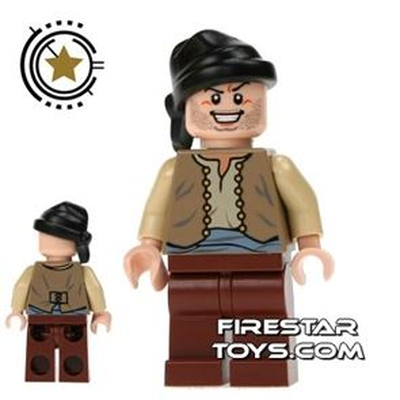 LEGO Prince Of Persia Mini Figure -  Ostrich Jockey