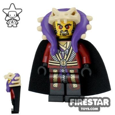 LEGO Ninjago Mini Figure - Chen - With Cape