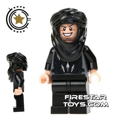 LEGO Prince Of Persia Mini Figure - Tamah Hassansin