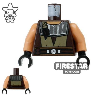 LEGO Mini Figure Torso - Quinlan Vos
