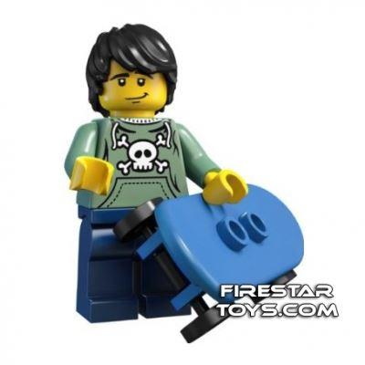 LEGO Minifigures - Skater