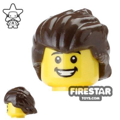 BrickForge Hair - Hero Hair - Dark Brown