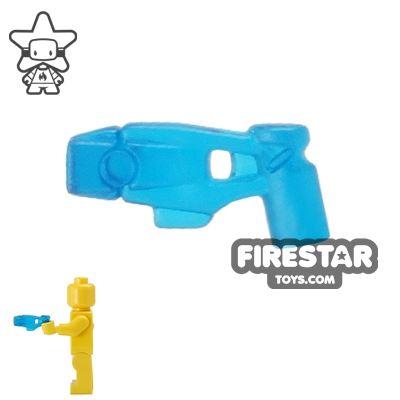 BrickForge - TASE Gun - Trans Dark Blue
