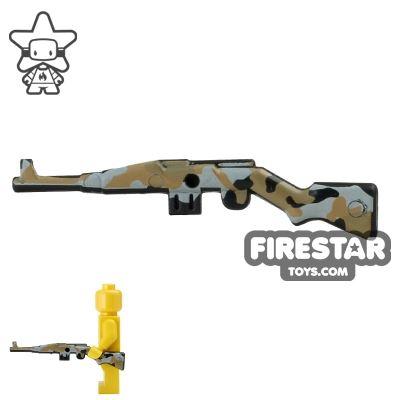 BrickForge - Gewehr 43 - RIGGED System - Black Camo