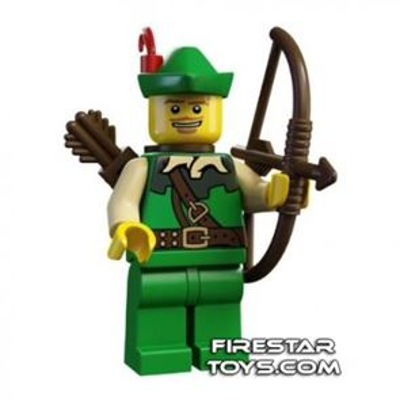 LEGO Minifigures - Forestman