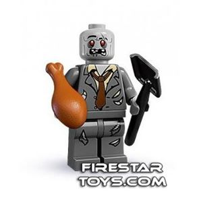 LEGO Minifigures - Zombie