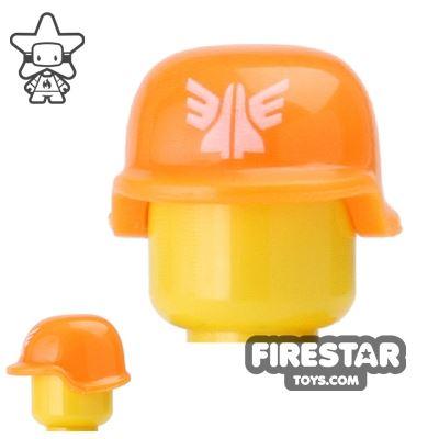 BrickForge Military Helmet with G Squad Print