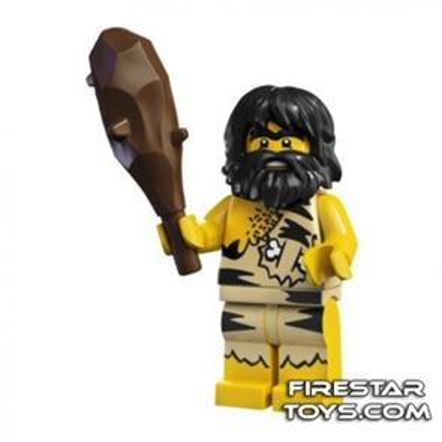 LEGO Minifigures - Caveman