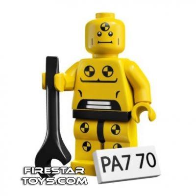 LEGO Minifigures - Demolition Dummy