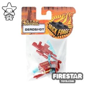 BrickForge Accessory Pack - S.T.A.R Patrol - Deadshot