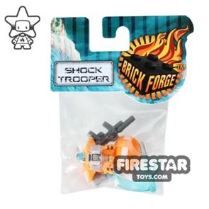 BrickForge Accessory Pack - Shock Trooper - Galaxy Squadron