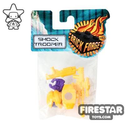BrickForge Accessory Pack - Shock Trooper - Lightning Squad