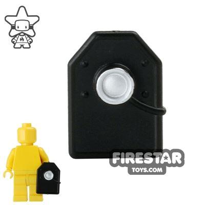 SI-DAN - Bulletproof Shield N9T - Black