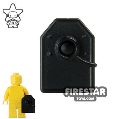 SI-DAN - Bulletproof Shield N9 - Black