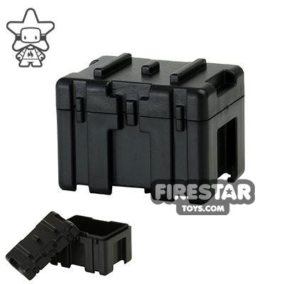 SI-DAN - Transit Case TB206 - Black