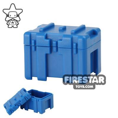 SI-DAN - Transit Case TB206 - Blue